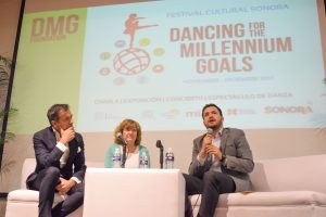 Festival cultural Dancing For The Millennium Goals (2)